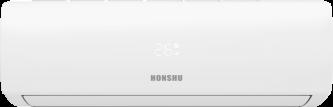 AC Honshu Wall Split 1/2PK Low Watt EliteSeries HSWS05ES 4WAY Auto Swing